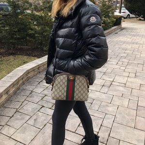 Authentic Moncler puffer